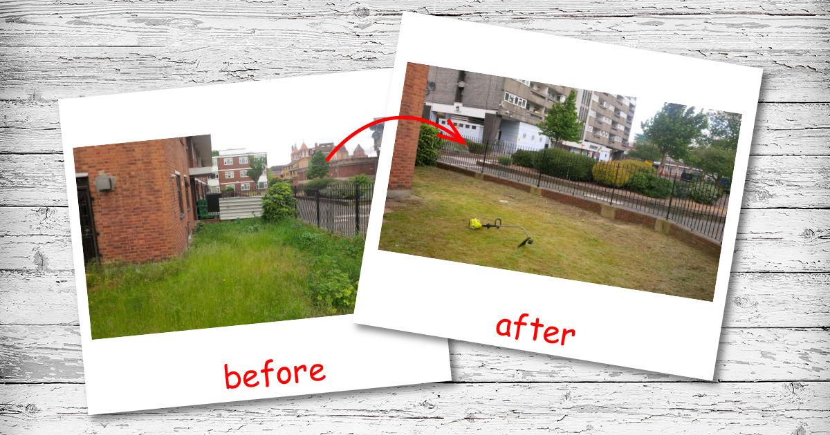 Hackney junk removal in London