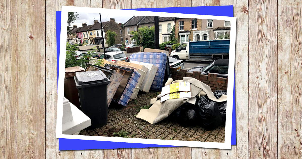 Plumstead waste collection