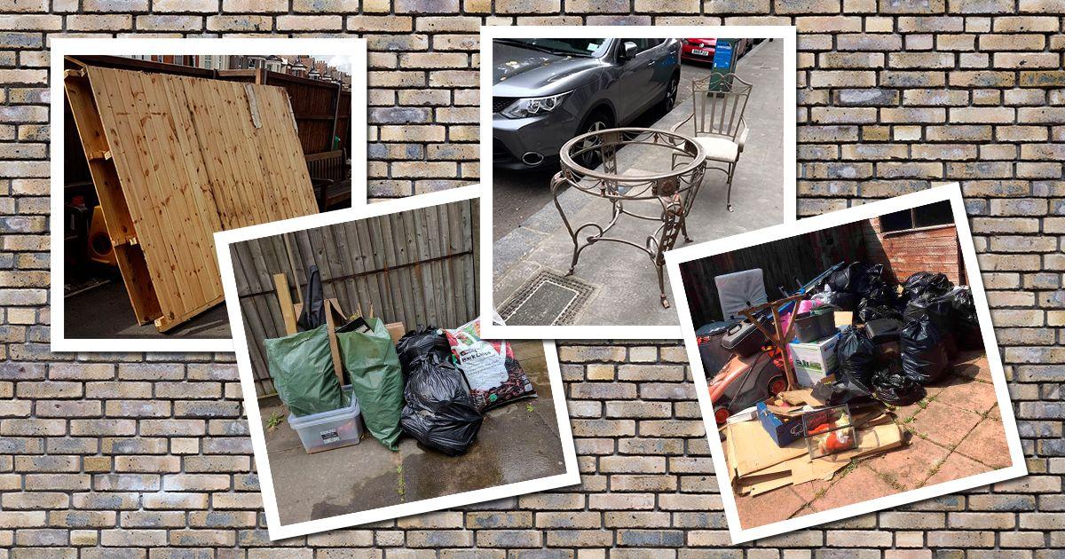 rubbish clearence Primrose Hill