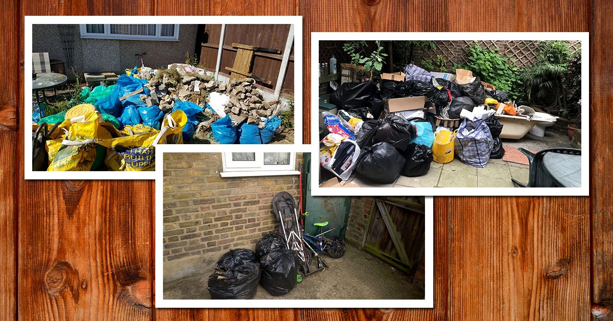 Rubbish Collection Service West Hampstead