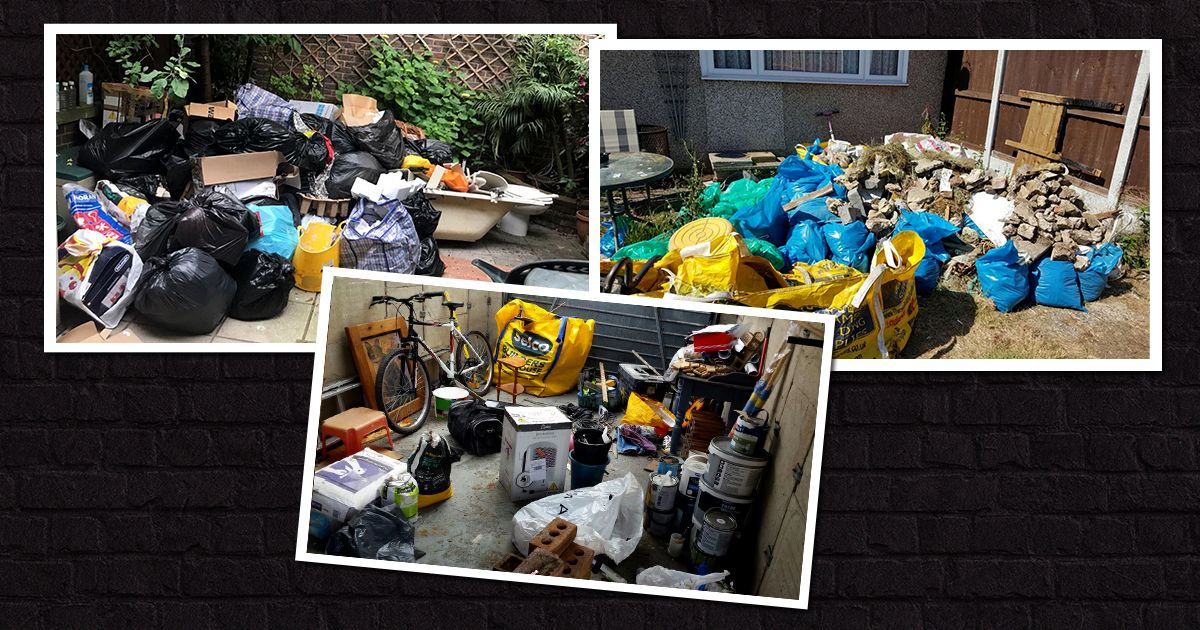 Rubbish Removal Purley