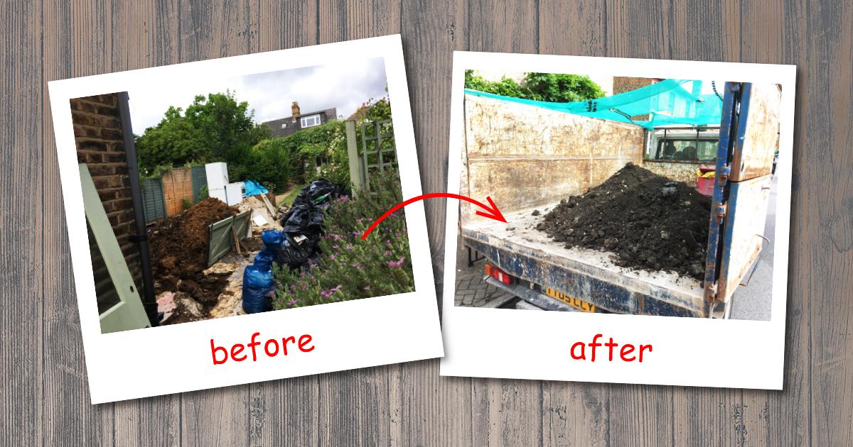 Southgate soil removal