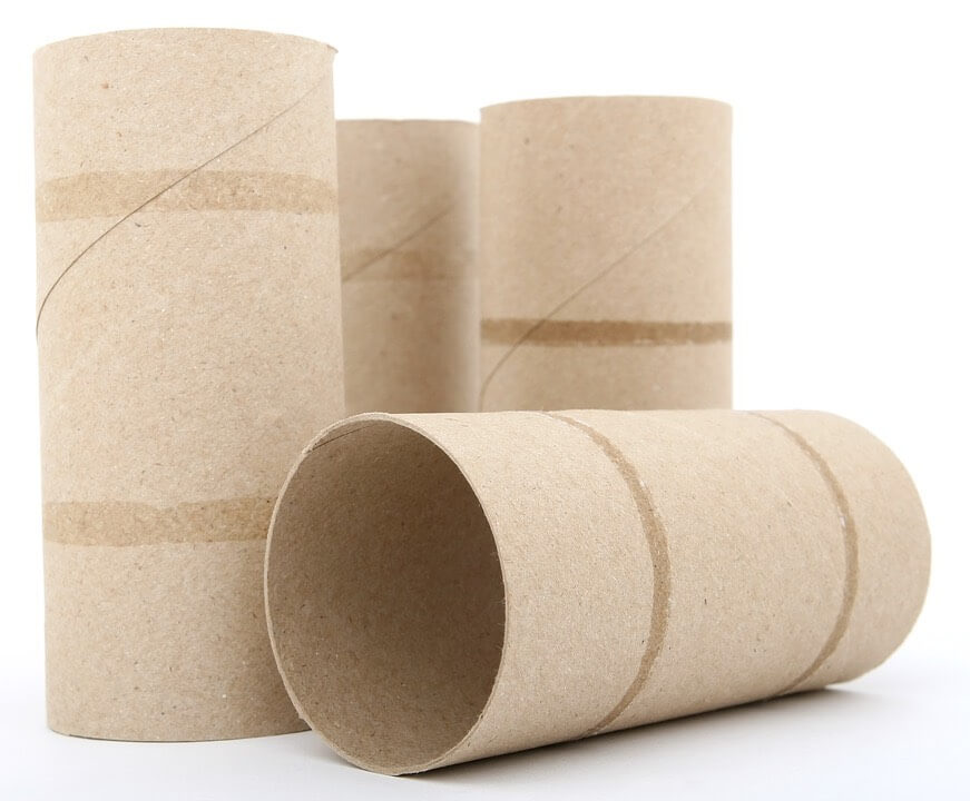 toilet paper reuse