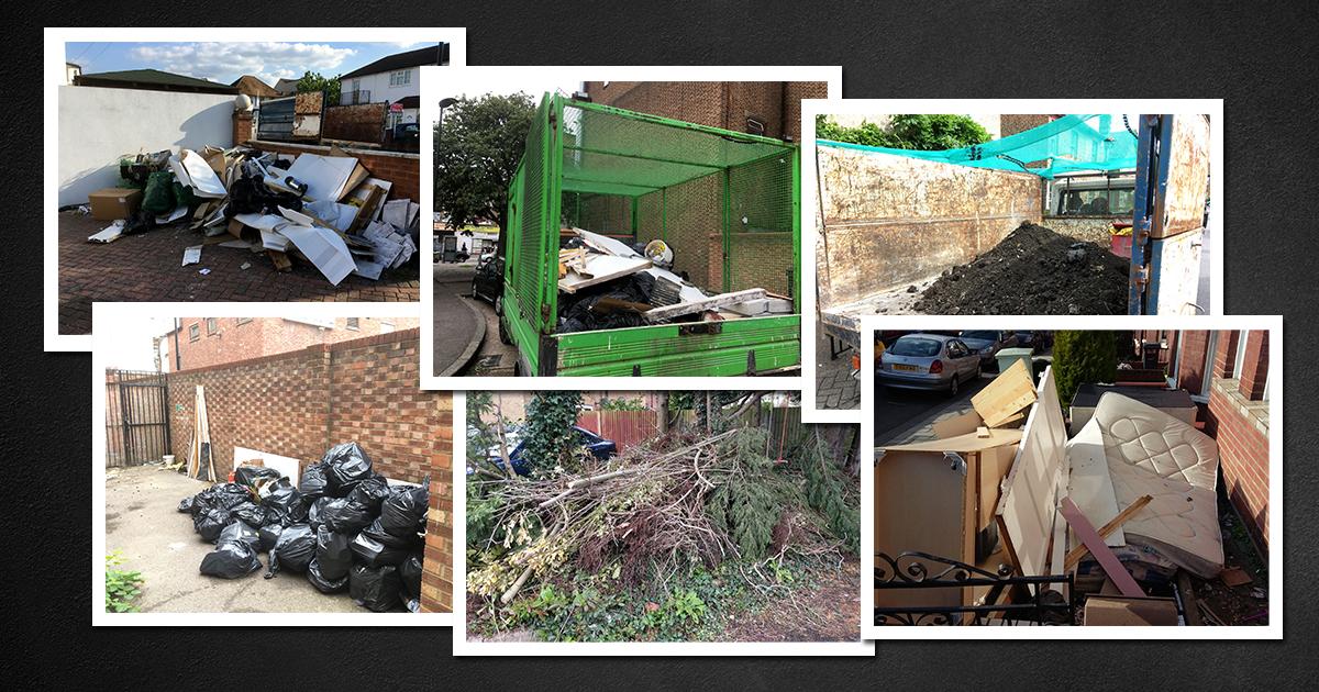Beckenham waste removal